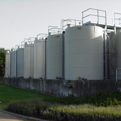 Teblick water treatment