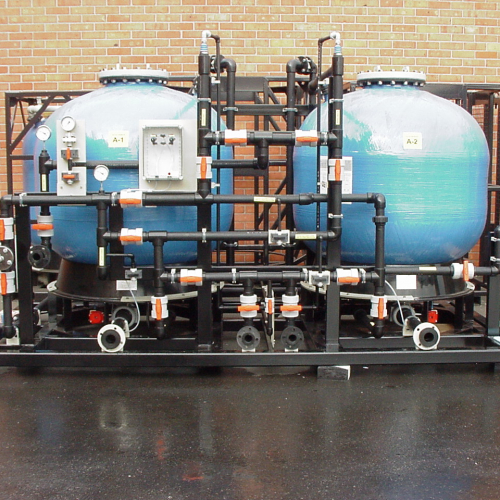 Teblick Water treatment unit potable water